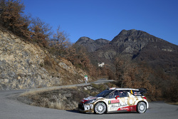 Себастьєн Леб та Даніель Елена, Citroën DS3 WRC, Citroën Total Abu Dhabi World Rally Team
