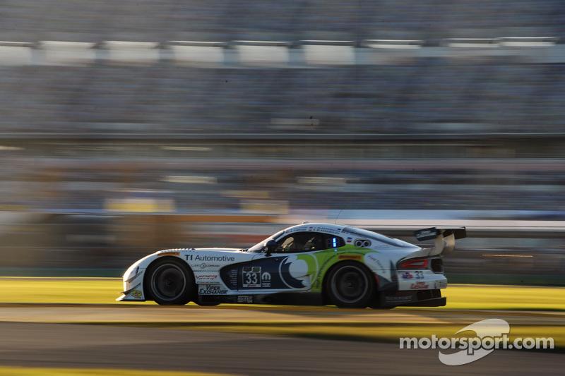 #33 Riley Motorsports, SRT Viper GT3-R: Ben Keating, Al Carter, Jeroen Bleekemolen, Sebastiaan Bleekemolen, Marc Goossens