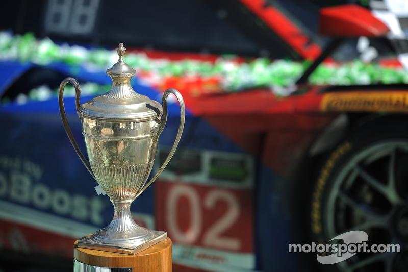 Daytona 24 trophy