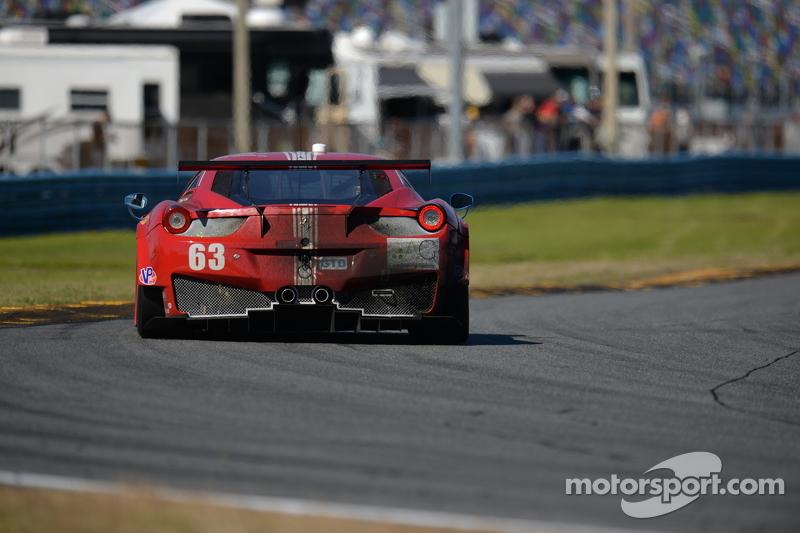 #63 Scuderia Corsa Ferrari 458 Italia: Білл Свідлер, Таунсенд Белл, Anthony Lazzaro, Джефф Сегал, Jeff Westphal