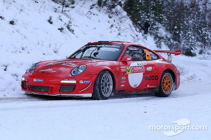 Romain Dumas and Denis Giraudet, Porsche 911 GT3 RS 4.1