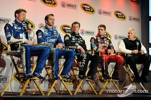 Le Tour de Médias de la NASCAR