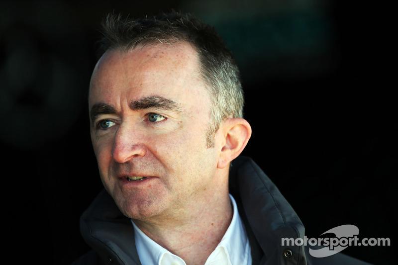 Paddy Lowe, Mercedes AMG F1, Teamchef