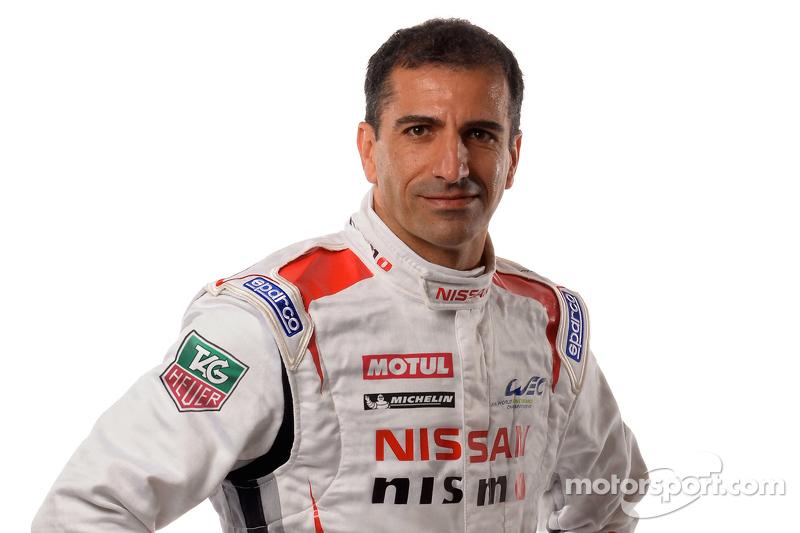 Марк Жене, Nissan