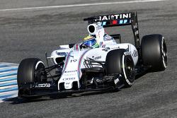 فيليبي ماسا، فريق ويليامز أف1