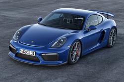 EL nuevo Porsche Cayman GT4