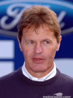 Ford's Malcolm Wilson