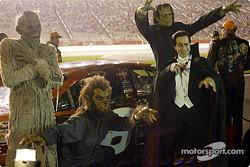 Dale Jarrett's scary crew