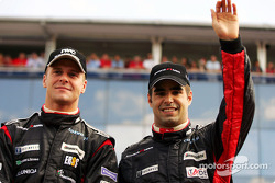 Drivers presentation: Gianmaria Bruni and Zsolt Baumgartner