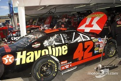 Texaco Havoline Dodge crew at work