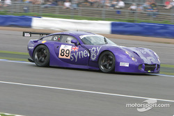 #89 Chamberlain Synergy Motorsport TVR Tuscan 400R: Chris Stockton, Bob Beridge, Michael Caine