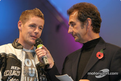 Chris Walker and Steve Parrish
