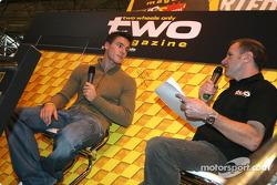 James Toseland and Niall MacKenzie