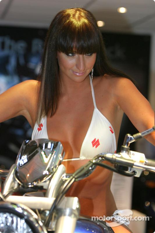 Une Suzuki girl
