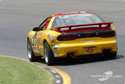 #45 Michael Baughman Racing Firebird: Darius Grala, Mike Yeakle, Peter Ludwig
