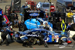 Pitstop for Mark Martin