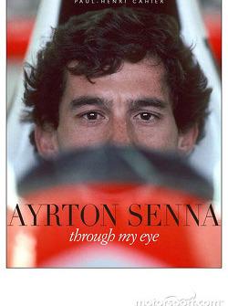 Presentación del nuevo libro titulado 'Ayrton Senna - A través de mi ojo