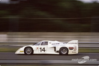 #14 March Racing March 82G Chevrolet: Eje Elgh, Jeff Wood, Patrick Neve
