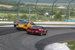 Shreiner Racing Mustang Cobra : John Shreiner, Kenny Wilden; DAL Motorsports Acura NSX : Pete Halsmer, Robert Morrison, Vaughn Duarte