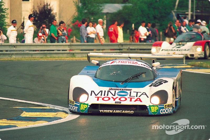 1988: Toyota 88C
