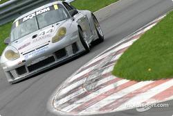La Porsche GT3 RS n°44 du Orbit Racing (Jay Policastro, Joe Policastro, Mike Fitzgerald)