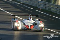 #5 Audi Sport Japan Team Goh, Audi R8: Seiji Ara, Rinaldo Capello, Tom Kristensen