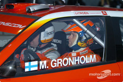 Semi-final: Marcus Gronholm