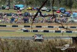 Paul Morris loomed in the top ten over the weekend