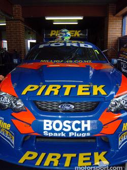 The championship car