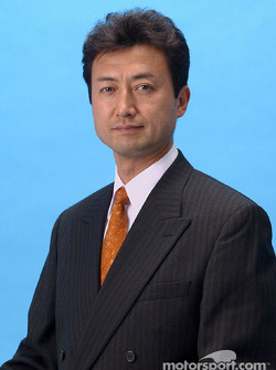 Isao Torii, President of the Motor Sports division for Mitsubishi Motors