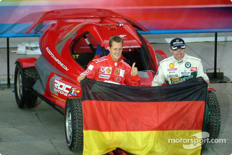 Гонка чемпионов 2004 года