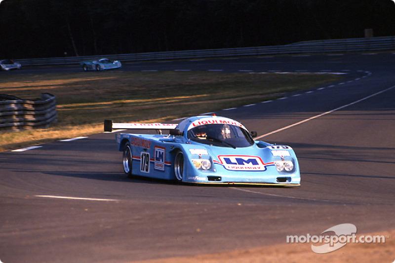 #179 Didier Bonnet ALD 06 BMW: Jean-Luc Colin, François Cardon, Bey-Rozet