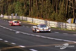 #2 Silk Cut Jaguar Jaguar XJR-9 LM: John Nielsen, Andy Wallace, Price Cobb