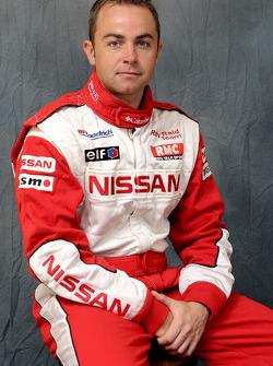 Nissan Rally Raid Team presentation: Giniel De Villiers