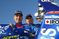 KTM team presentation: Gauloises KTM rider Fabrizio Meoni