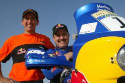 KTM team presentation: Red Bull USA KTM rider Scot Harden