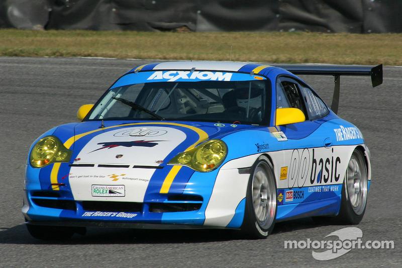 #00 Aussie Assault Porsche GT3 Cup: Paul Morris, John Teulan