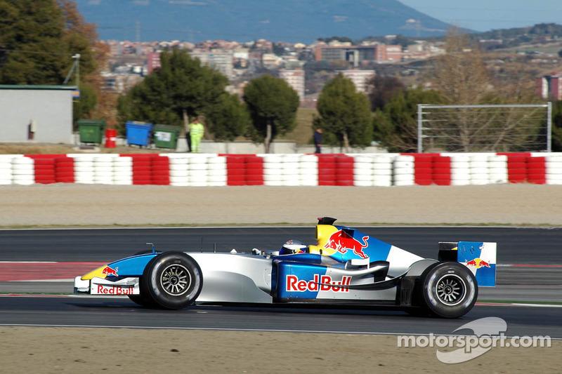 2005: Red Bull