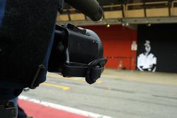 Cameras wait