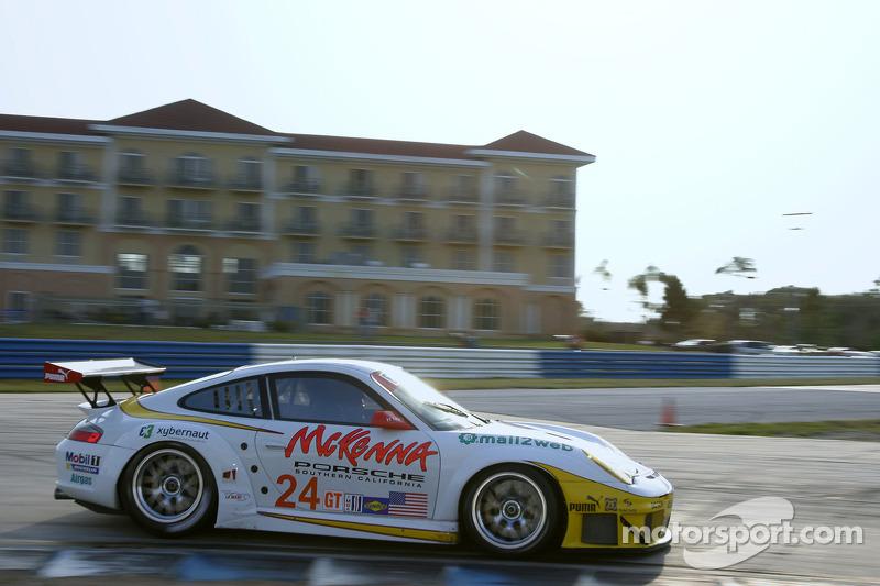 Alex Job Racing Porsche 911 GT3 RSR : Pierre Ehret