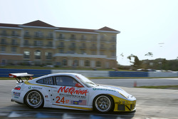 #24 Alex Job Racing Porsche 911 GT3 RSR: Pierre Ehret