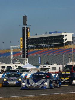 #67 Krohn Racing/ TRG Pontiac Riley: Tracy Krohn, Nic Jonsson, Buddy Rice, Boris Said, Jimmy Morales