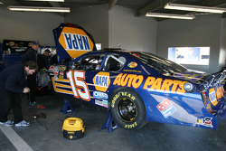 NAPA Chevy crew at work