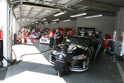 Teams get ready for practice