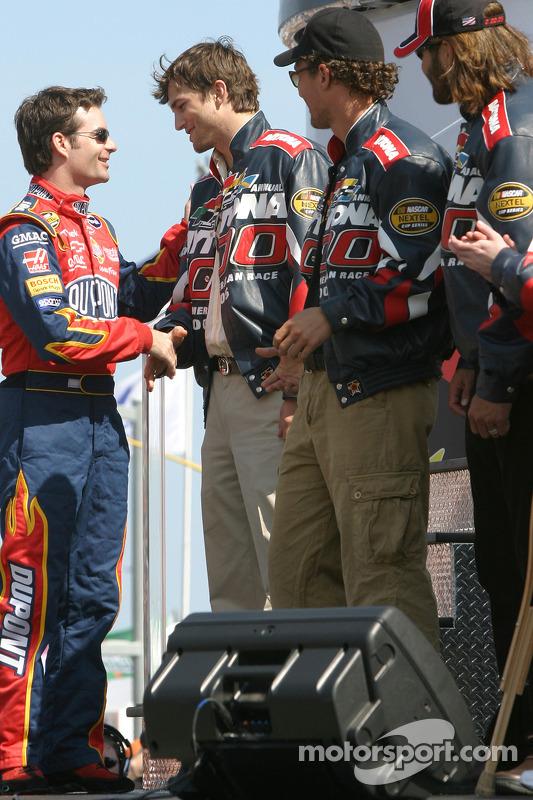 Presentación de pilotos: Jeff Gordon