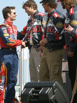 Drivers presentation: Jeff Gordon