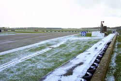 Snow at Abbey