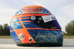 Helmet of Juan Cruz Alvarez