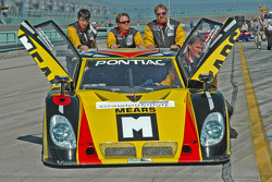 Michael Shank Racing crew members