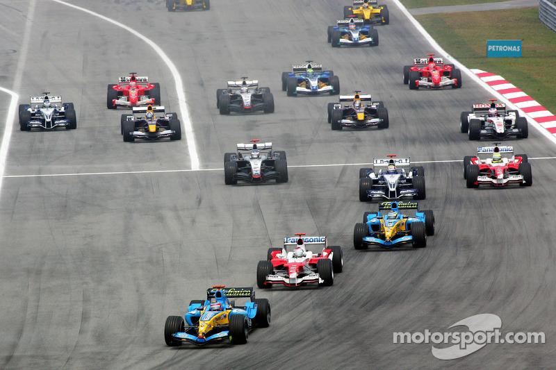 2005, Гран Прі Малайзії